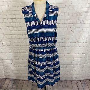 BeBop Sleeveless Shirt Dress XL
